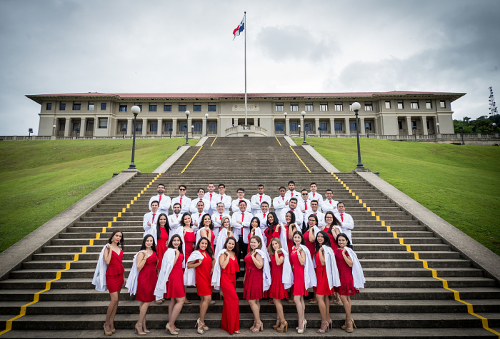 Foto de Promoción: Facultad de Medicina 2018 - Universidad de Panamá,