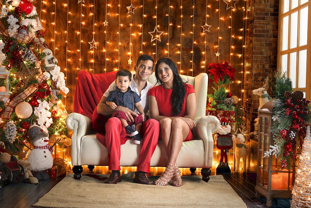 Set Navideño 2018: El Estudio de Santa, destacado