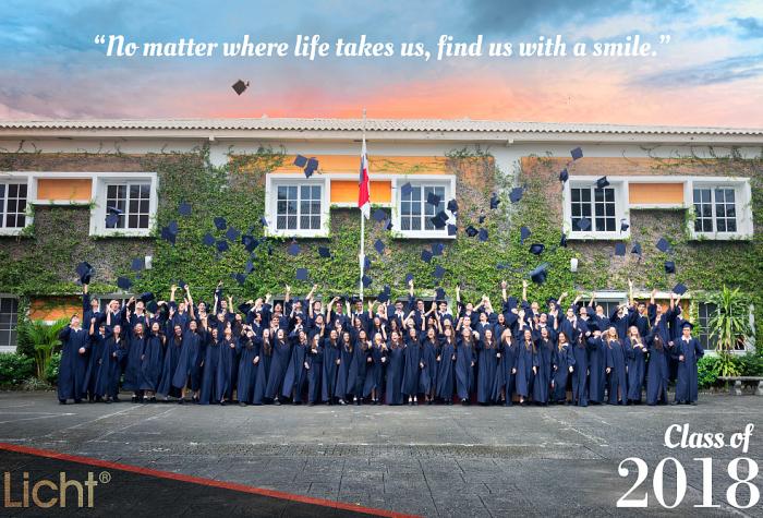 Cobertura: Ceremonia de graduación del Colegio Brader,