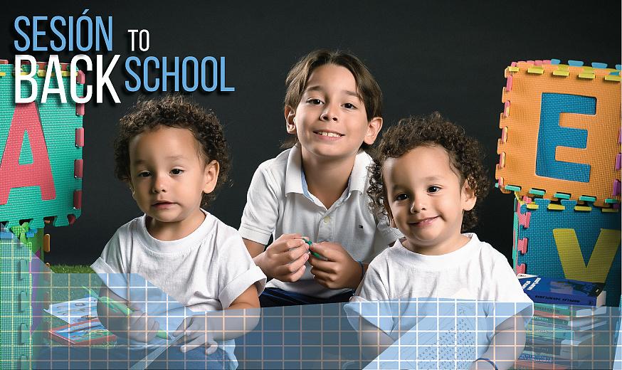 Set Back 2 School, destacado