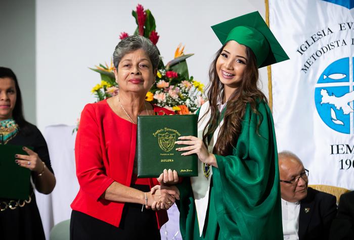 Ceremonia de Graduación IPA 2019,